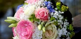 P52 #3 - Bridal Bouquet